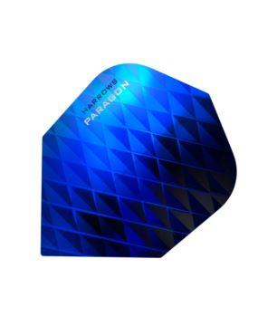 HARROWS piórko dart PARAGON blue