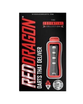 RED DRAGON rzutka dart BUNKER BUSTER steeltip 48gr