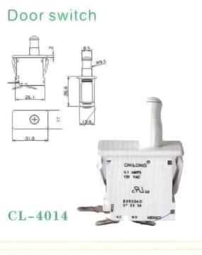 Door switch CL-4014